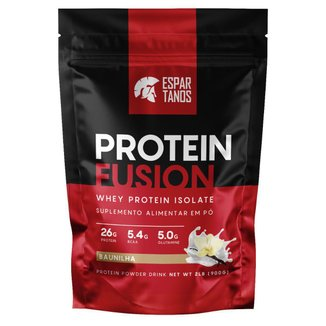 Protein Fusion Whey Isolate 900g - Espartanos