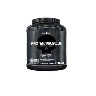 Protein Muscle 1,8kg - Black Skull