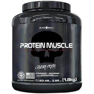 Protein Muscle Blackskull   1,8Kg