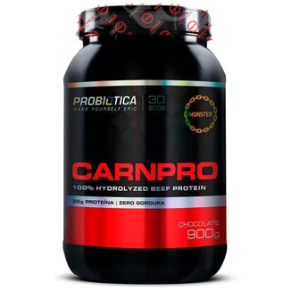 Proteina Da Carne Carnpro 900g Probiótica