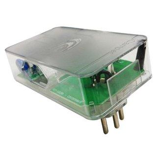 Protetor Contra Raios iClamper Energia 3 - com 3 Tomadas - DPS - Transparente - 10647