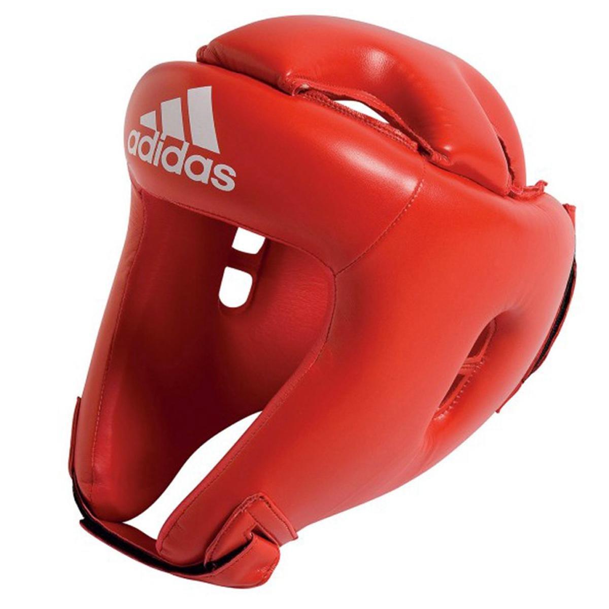 Protetor De Cabeça De Competição Adidas - Vermelho - Compre Agora ... f498e7ec67
