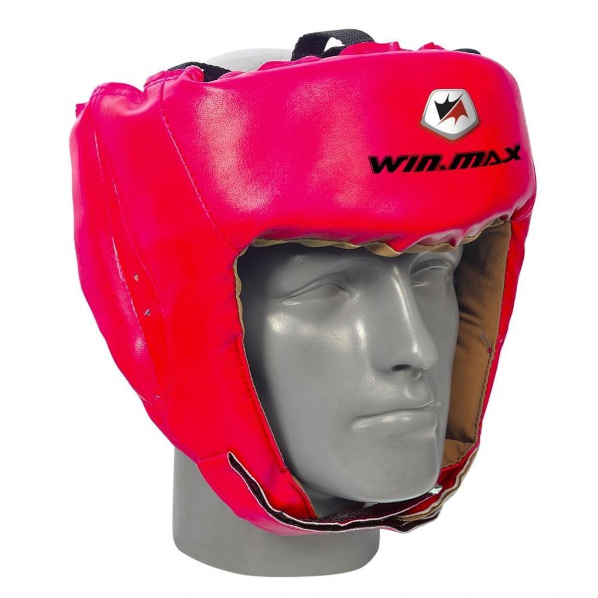 Protetor de Cabeça Winmax - Vermelho - Compre Agora   Netshoes 92fd018ef2