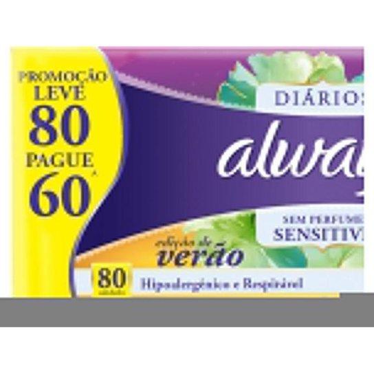 Protetor Diário Always Sensitive Edição de Verão - N/A