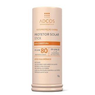 Protetor Solar Adcos – Stick FPS 80 Bronze