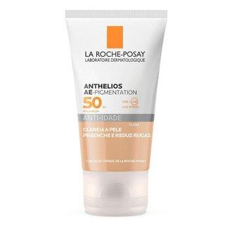 Protetor Solar anti-idade La Roche Posay - Anthelios Ae-Pigmentation FPS50 Clara
