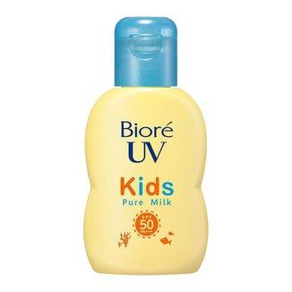 Protetor Solar Corpo e Rosto Bioré – UV Kids Pure Milk FPS 50 70ml