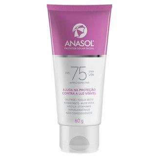 Protetor Solar Facial Anasol – Protetor Solar Facial FPS 75 60g