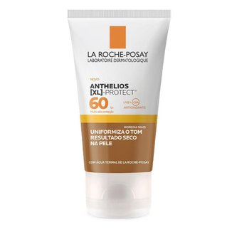 Protetor Solar Facial com Cor La Roche Posay – XL Protect FPS 60 Morena Mais
