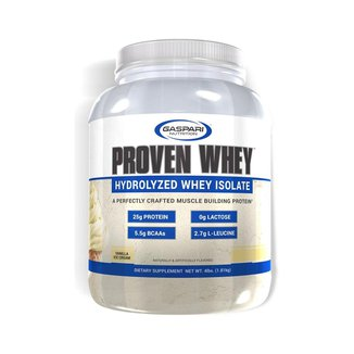 Proven Whey (4Lbs/1.810G) - Gaspari Nutrition