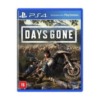 PS4 - Days Gone