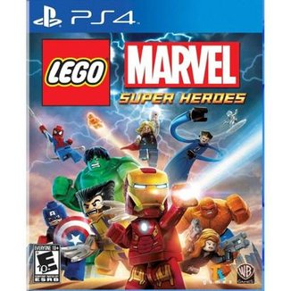 PS4 - Lego Marvel