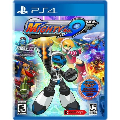 PS4 - Mighty No. 9 - Unissex