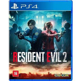 PS4 - Resident Evil 2