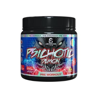 Psichotic Demon Black (300G) - Demons Lab