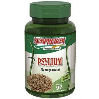 Psylliun - Semprebom - 90 caps - 500 mg