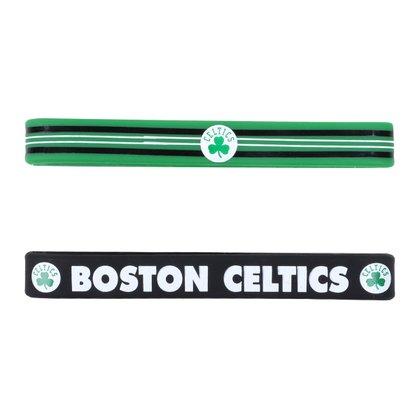 Pulseira NBA Boston Celtics c/ 2 Peças