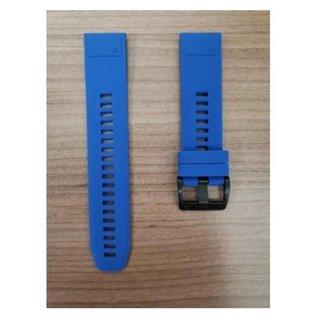 Pulseira Para Garmin Fenix 5x Fenix 6x Fenix 3 Azul