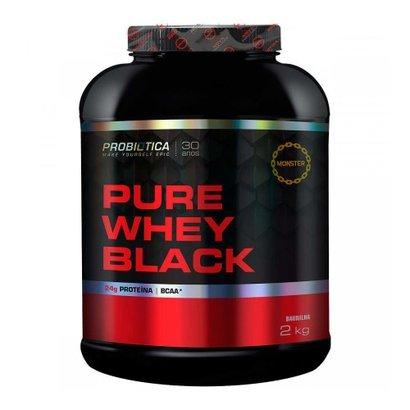 Pure Whey Black 2kg – Probiótica