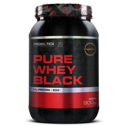 Pure Whey Black 900g – Probiótica