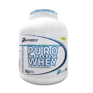 Puro Whey (2kg) - Performance Nutrition