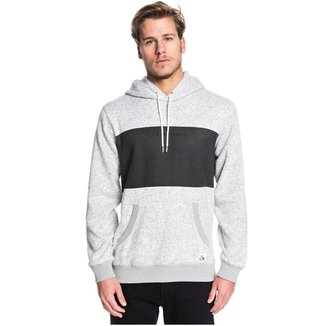 QK MOLETOM ESPECIAL KELLERHOOD VOICE IMP - LIGHT GREY HEATHER - P