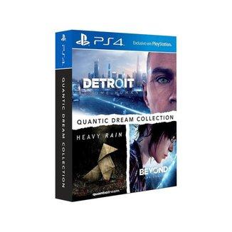Quantic Dream Collection para PS4
