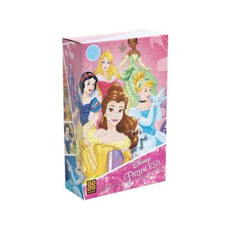Quebra-cabeça 100 Peças Disney Princesa