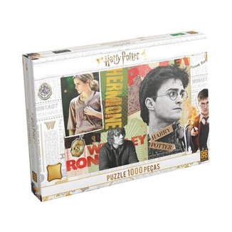Quebra-cabeça 1000 Peças Harry Potter Grow
