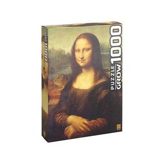 Quebra-cabeça 1000 Peças Monalisa