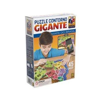 Quebra-cabeça 45 Peças Play Gigante