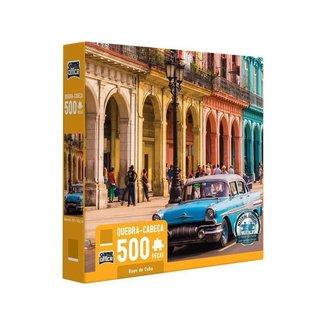 Quebra-cabeça 500 Peças Game Office