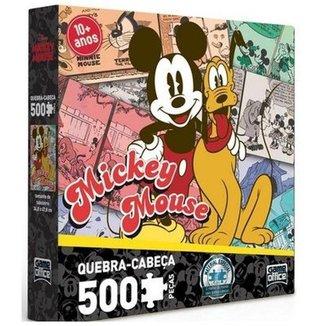 Quebra-Cabeça 500 Peças Mickey Mouse Toyster
