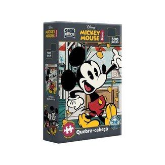 Quebra-cabeça 500 Peças Mickey Mouse