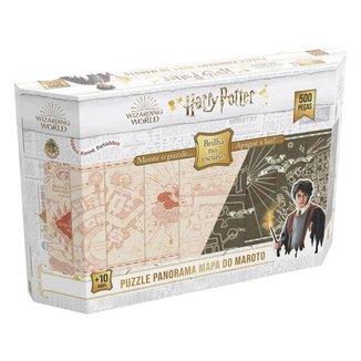 Quebra-cabeça 500 Peças Panorama Harry Potter