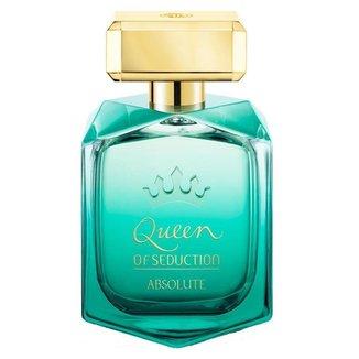 Queen of Seduction Absolute Antonio Banderas - Perfume Feminino - EDT 80ml