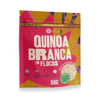 Quinoa Branca em Flocos 150g Viva Regenera
