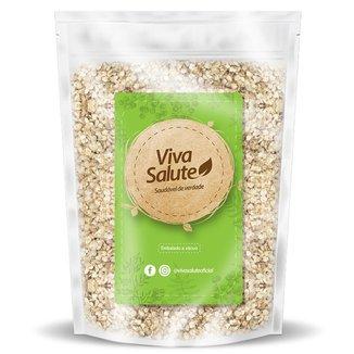 Quinoa em Flocos Viva Salute Embalados a Vácuo - 1 Kg