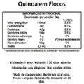 Quinoa em Flocos Viva Salute Embalados a Vácuo - 200 g