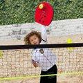 Racket Hand Caramelinho para Beach Tennis e Tennis - Vermelho