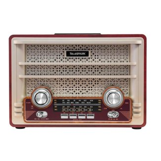 Rádio Admiral Telespark SB AM/FM USB Bluetooth