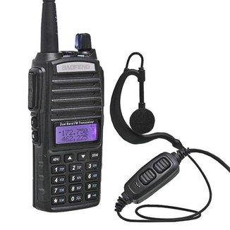 Rádio Comunicador Dual Band Baofeng Uv-82 Original Vhf Uhf