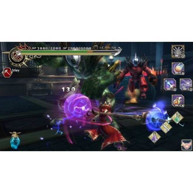 Ragnarok Odyssey Ace - Ps Vita - Compre Agora   Netshoes 65395c3731
