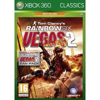 Rainbow Six Vegas 2 Complete Edition Classics - Xbox 360