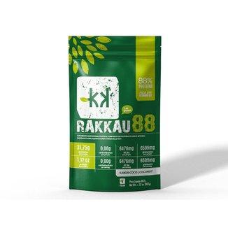 Rakkau 88 Proteína de Arroz Integral Sabor Coco 907g Rakkau