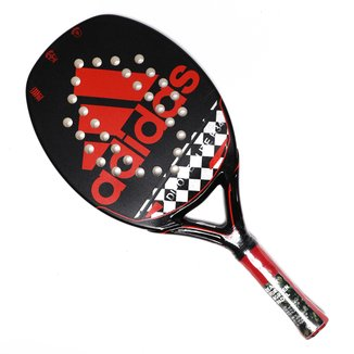 Raquete de Beach Tennis Adidas Adipower Lite H34 c/ Sacola Gym Sack