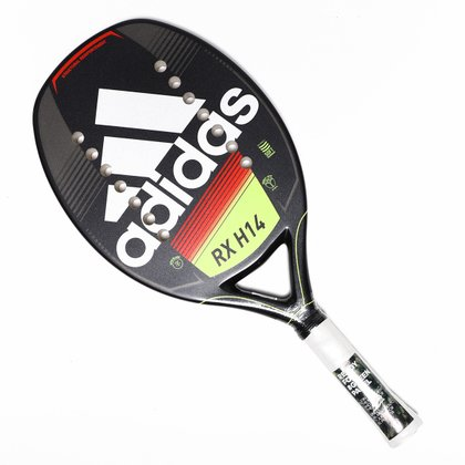 Raquete de Beach Tennis Adidas Rx H14 c/ Sacola Gym Sack