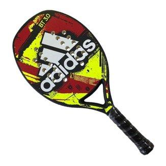 Raquete de Beach Tennis BT 3.0 Amarelo e Vermelho - Adidas