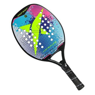 Raquete de Beach Tennis Drop Shot Katana Lime