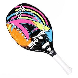Raquete De Beach Tennis Shark Pro One 2021 c/ Bag